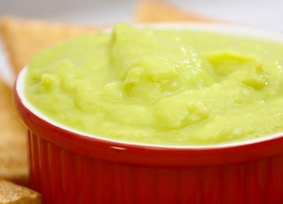 foto da receita Patê de abacate com azeitona