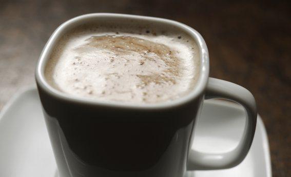 Pó para cappuccino caseiro
