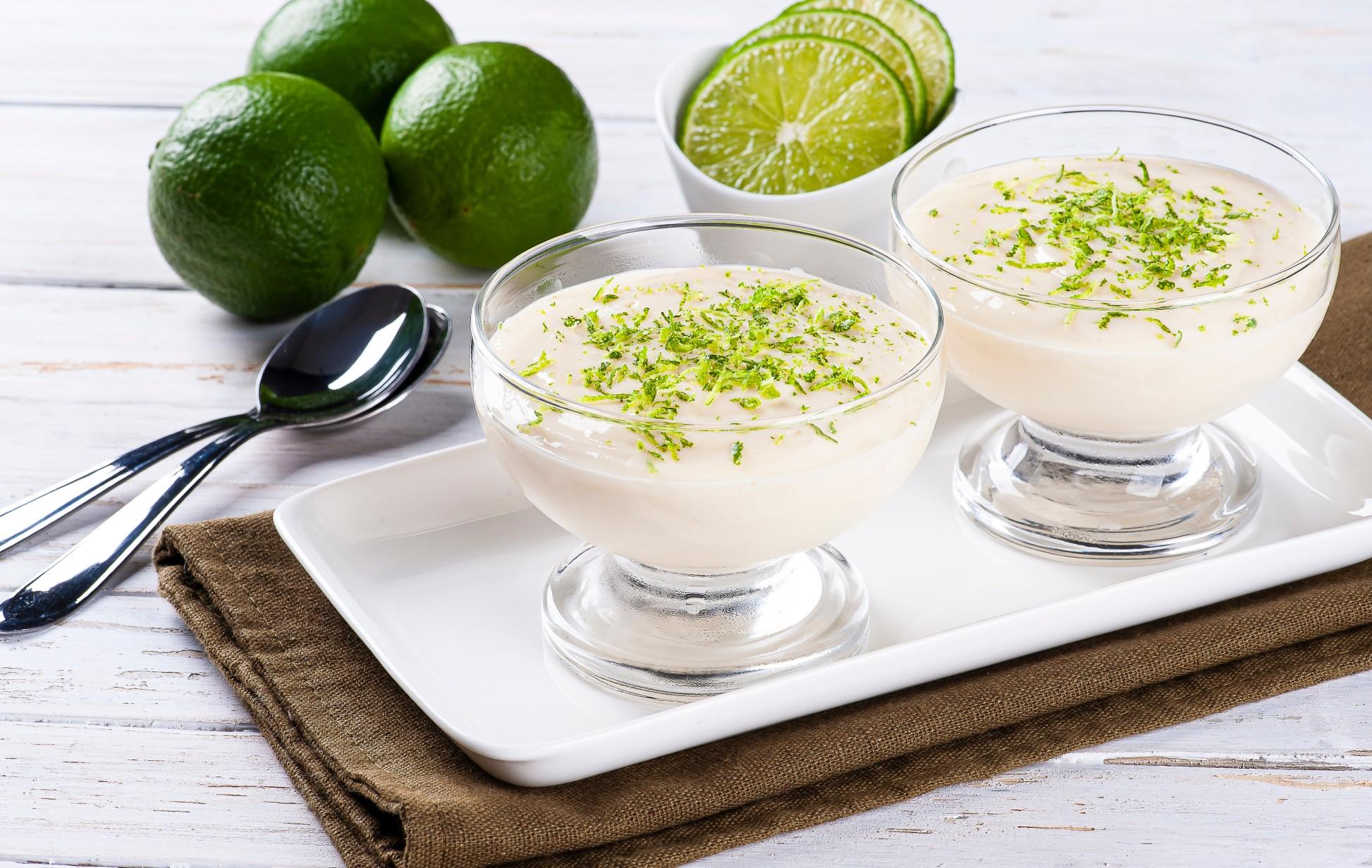 foto da receita Mousse de limão Low Carb