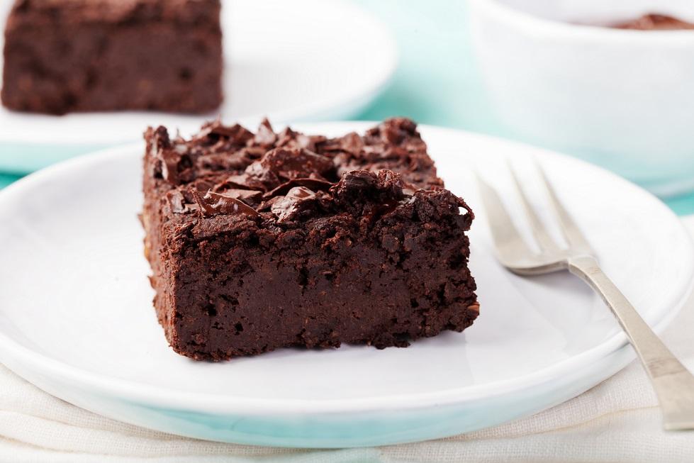 foto da receita Brownie de café