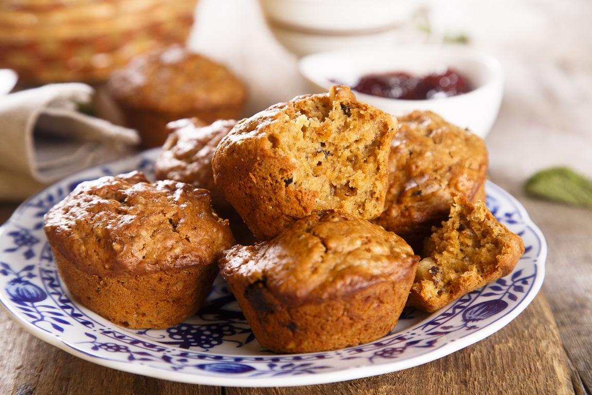foto da receita Muffin de abóbora low carb