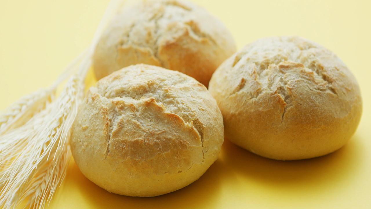 Pãozinho de microondas low carb