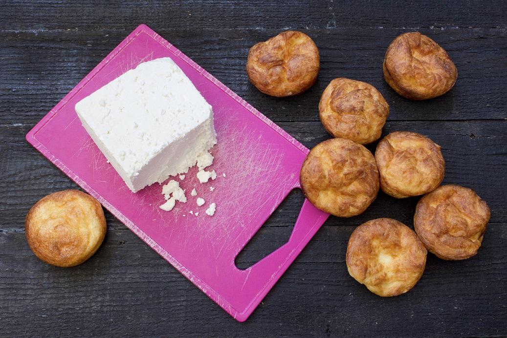 Pão de queijo Low Carb (com parmesão)