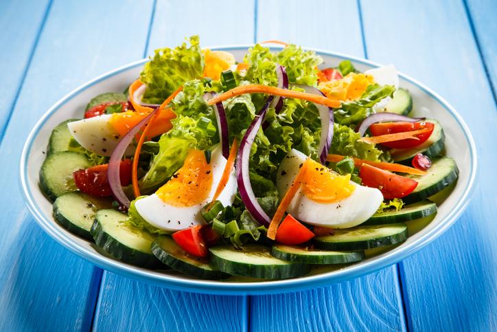 Salada Magra - perda de gordura localizada