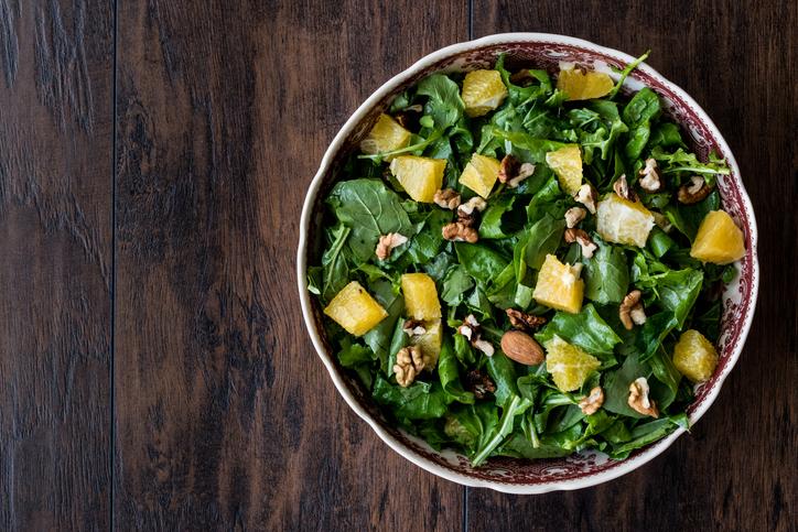 foto da receita Salada Thai De Abacaxi (ou frutas da época)