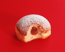 foto da receita Muffins de morango