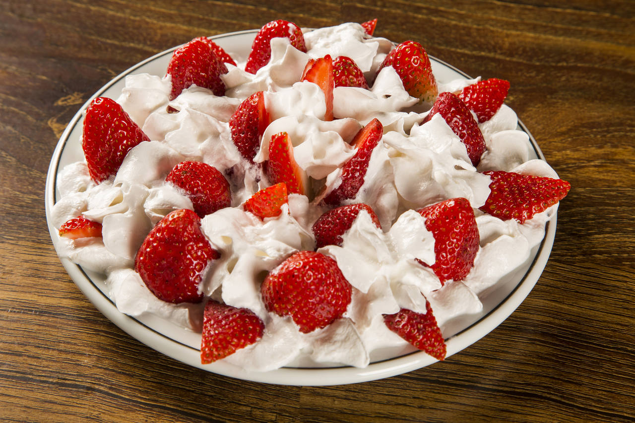 foto da receita Chantilly Low carb