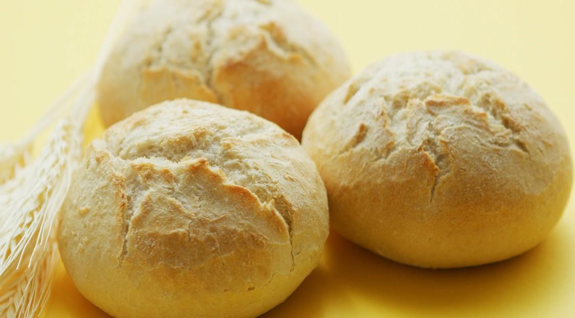 Pão low carb Fácil de microondas
