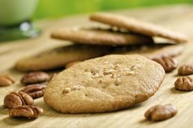 foto da receita Cookies de nozes