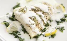 foto da receita Peixe ao Forno