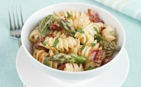 foto da receita Fusulli com frango e vegetais