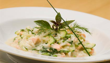 foto da receita Risoto de camarão
