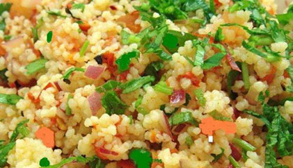 foto da receita Salada marroquina