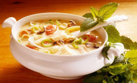 foto da receita Sopa leão veloso